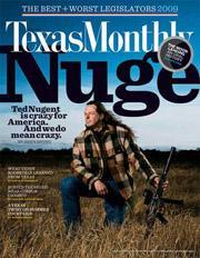 Texas Monthly, 12 issues for 1 year(s)