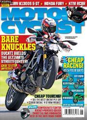 Motorcyclist, 12 issues for 1 year(s)