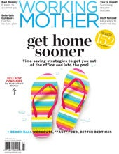 Working Mother, 8 issues for 1 year(s)