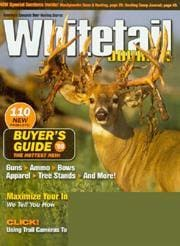 Whitetail Journal, 4 issues for 1 year(s)