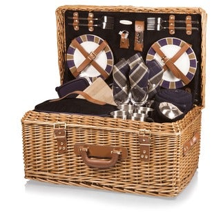 Picnic Time Windsor Deluxe Picnic Basket