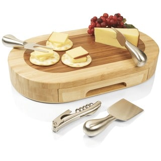 Picnic Time Formaggio Gourmet Cheese Board