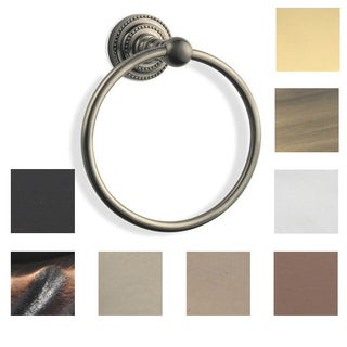Allied Brass Dottingham Towel Ring