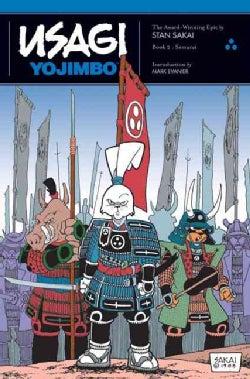 Usagi Yojimbo Book 2 (Paperback)