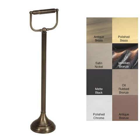 Floor Free-standing Toilet Tissue Holder