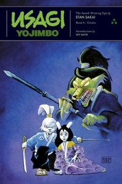 Usagi Yojimbo Book 6 (Paperback)