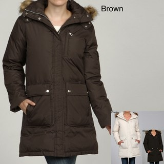 Top Product Reviews for DKNY Women's Down Jacket - Overstock.com
