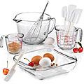 Anchor Hocking 9-piece Mix/ Measure Baking Set
