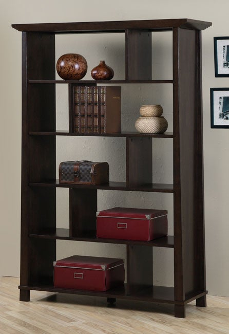 Andaman 5-shelf Bookcase