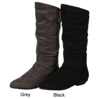 CL by Laundry Women's 'Sensational' Mid-calf Boots FINAL SALE