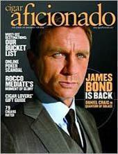 CIGAR AFICIONADO, 6 issues for 1 year(s)