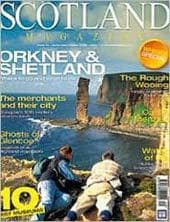 Scotland, 6 issues for 1 year(s)