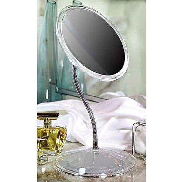 Shop Zadro Fg27 Clear Acrylic Gooseneck Vanity 7x Mirror