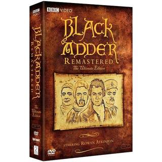 Black Adder: The Ultimate Edition (DVD)