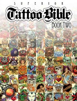 Tattoo Bible - Book 2 (Paperback)
