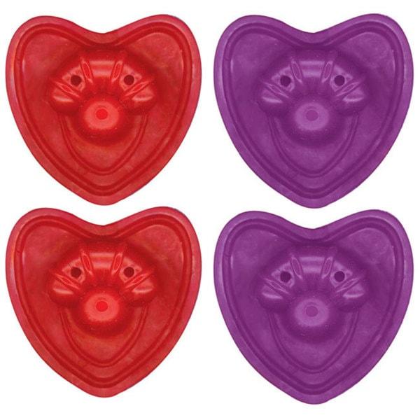 Nasstoys Breast Stimulator Hearts Vibrator