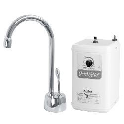 Polished Chrome Instant Hot Water Dispenser