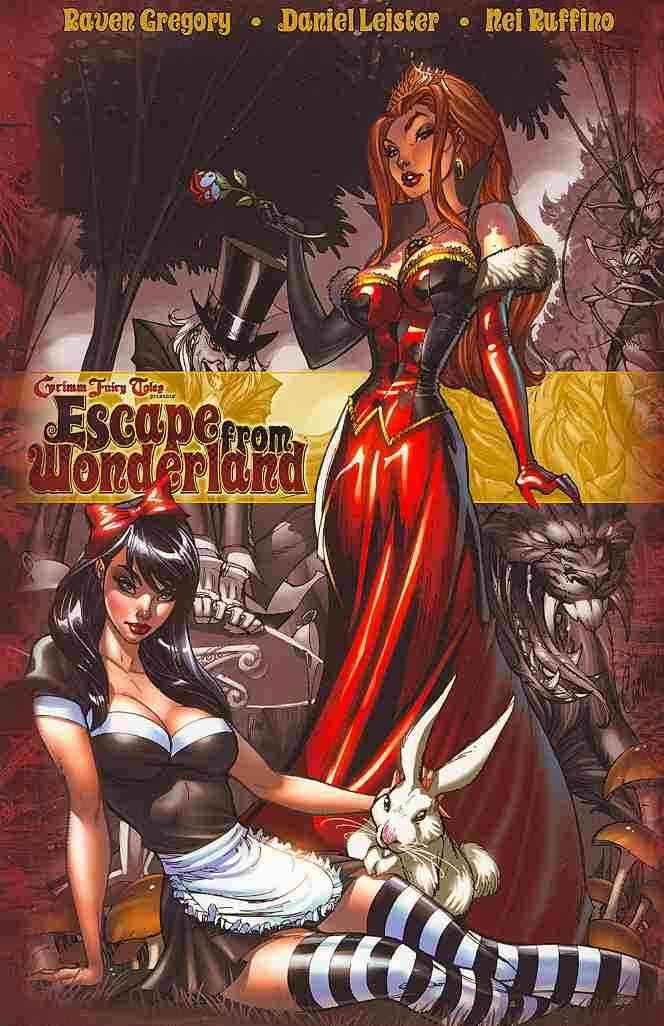 Escape from Wonderland (Hardcover)