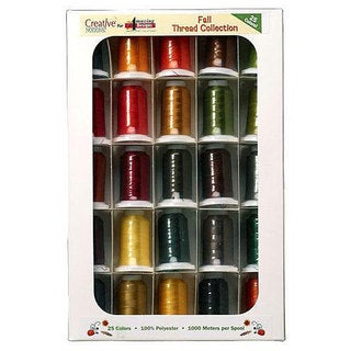 Creative Notions and Amazing Designs 'Fall' Thread Kit