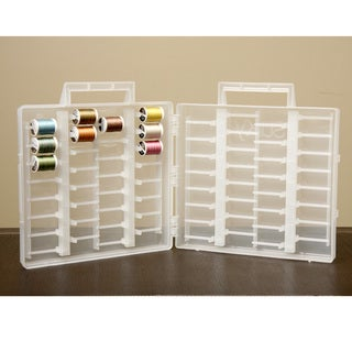Sulky Universal Slimline Storage Container with 9 Thread Spools