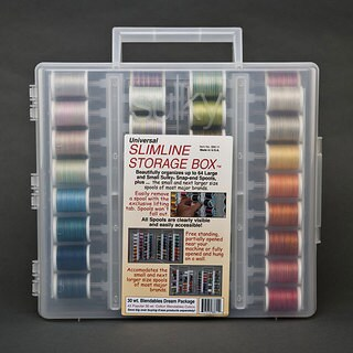 Sulky's Original 42 Egyptian Cotton Blendables Thread/ Box