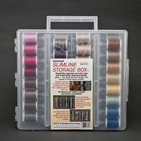Sulky's Newest 42 Egyptian Cotton Blendables Thread/ Box