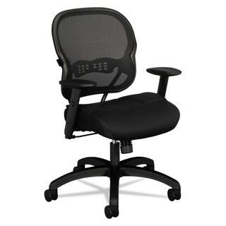 HON VL712 Mid Back Mesh Swivel/ Tilt Chair
