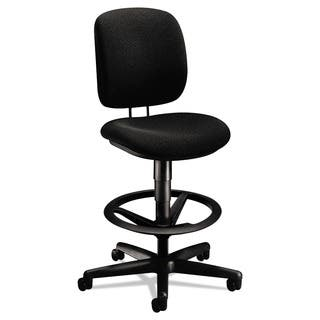 HON Comfortask Black Task Swivel Stool|https://ak1.ostkcdn.com/images/products/4239448/P12229973.jpg?impolicy=medium