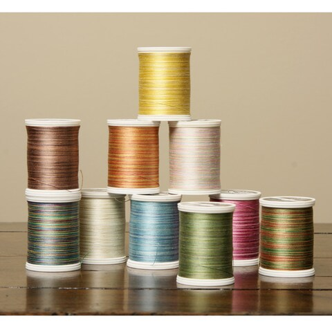 Sulky 30-weight Egyptian Cotton Blendables Thread (Set of 10)