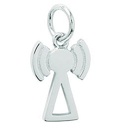 Sterling Silver 'Computer Antenna' Charm