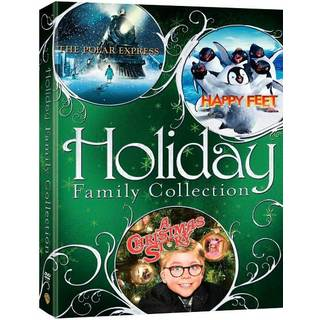 Holiday Family Collection (DVD)