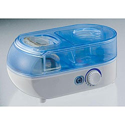 Personal Travel-size Humidifier and Ionizer