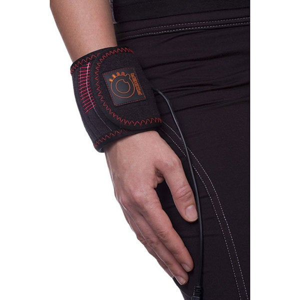Qfiber Heated Therapeutic Wrist Wrap