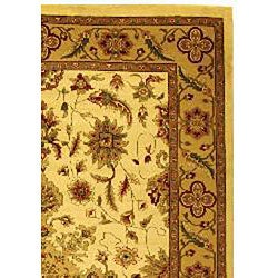 Safavieh Lyndhurst Traditional Oriental Ivory/ Tan Rug (6' x 9')