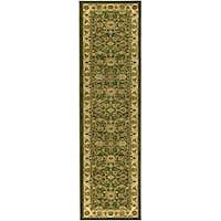 Safavieh Lyndhurst Traditional Oriental Sage/ Ivory Runner Rug - 2'3 x 12'