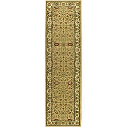 Safavieh Lyndhurst Traditional Oriental Beige/ Ivory Runner (2'3 x 16')