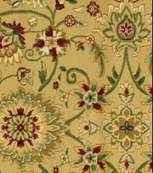 Safavieh Lyndhurst Traditional Oriental Beige/ Ivory Rug (5'3 Round)