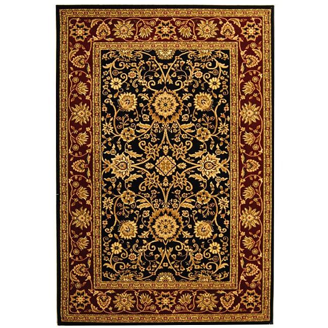 Safavieh Lyndhurst Traditional Oriental Black/ Red Rug (3u0026#39;3 x 5u0026#39;3) - Free Shipping On Orders ...