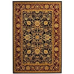 Safavieh Lyndhurst Traditional Oriental Black/ Red Rug (3'3 x 5'3)