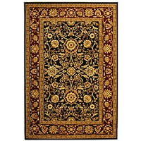 Safavieh Lyndhurst Traditional Oriental Black/ Red Rug - 3'3 x 5'3