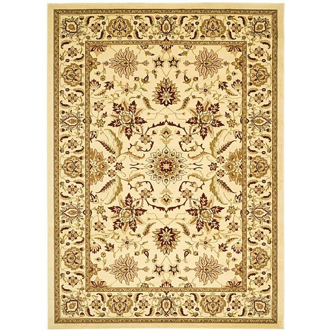 Safavieh Lyndhurst Traditional Oriental Ivory Rug (6' x 9')