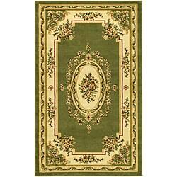 "Safavieh Lyndhurst Traditional Oriental Sage/ Ivory Rug (3'3"" x 5'3"")"