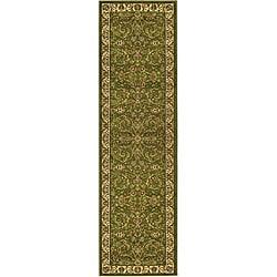 Safavieh Lyndhurst Traditional Oriental Sage/ Ivory Runner Rug (2'3 x 14')