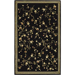 Safavieh Lyndhurst Traditional Oriental Black Rug (3'3 x 5'3)
