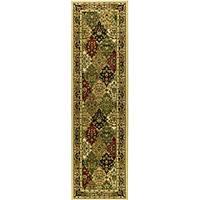 Safavieh Lyndhurst Traditional Oriental Multicolor/ Ivory Runner Rug - 2'3 x 14'