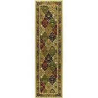 Safavieh Lyndhurst Traditional Oriental Multicolor/ Ivory Runner Rug - 2'3 x 16'