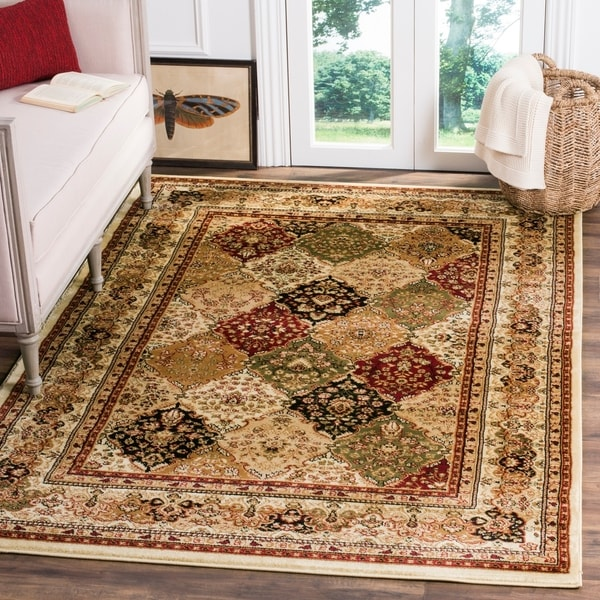 Shop Safavieh Lyndhurst Traditional Oriental Multicolor
