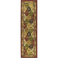 Safavieh Lyndhurst Traditional Oriental Multicolor/ Red Runner (2'3 x 14')