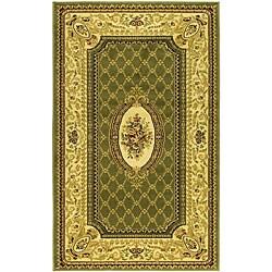 Safavieh Lyndhurst Traditional Oriental Sage/ Ivory Rug (3'3 x 5'3) - Thumbnail 0