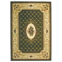 "Safavieh Lyndhurst Traditional Oriental Sage/ Ivory Rug - 5'3"" x 7'6"""